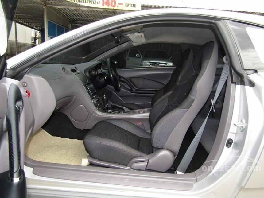 2009 Toyota Celica Coupe
