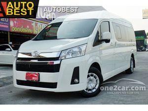 2021 Toyota Commuter 2.8 Van