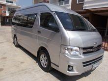 2012 Toyota Hiace COMMUTER (ปี 05-16) D4D 2.5 MT Van