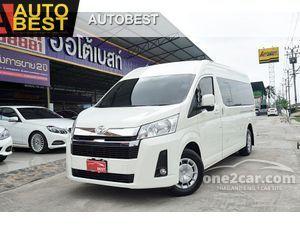2019 Toyota Commuter 2.8 (ปี 19-30) Van