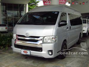 2015 Toyota Hiace 3.0 COMMUTER (ปี 05-16) D4D Van MT