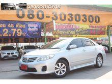 2012 Toyota Corolla Altis ALTIS (ปี 08-13) CNG 1.6 MT Sedan