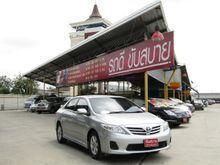 2011 Toyota Corolla Altis ALTIS (ปี 08-13) CNG 1.6 AT Sedan