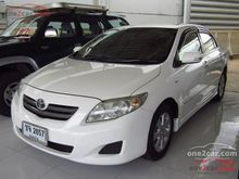 2010 Toyota Corolla Altis ALTIS (ปี 08-13) CNG 1.6 AT Sedan