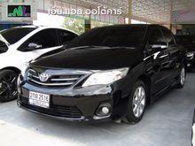 2013 Toyota Corolla Altis ALTIS (ปี 08-13) CNG 1.6 AT Sedan