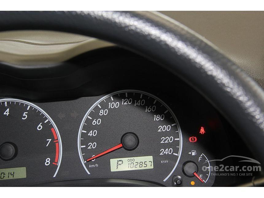 2011 Toyota Corolla Altis CNG Sedan