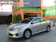 2014 Toyota Corolla Altis ALTIS (ปี 08-13) CNG 1.6 AT Sedan