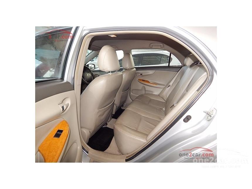 2010 Toyota Corolla Altis CNG Sedan