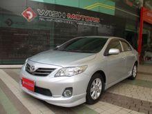 2011 Toyota Corolla Altis ALTIS (ปี 08-13) CNG 1.6 MT Sedan
