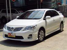 2012 Toyota Corolla Altis ALTIS (ปี 08-13) CNG 1.6 AT Sedan