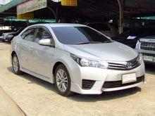 2014 Toyota Corolla Altis ALTIS (ปี 14-18) E CNG 1.6 AT Sedan