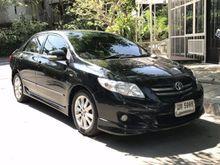 2008 Toyota Corolla Altis ALTIS (ปี 08-13) E Limited 1.8 AT Sedan