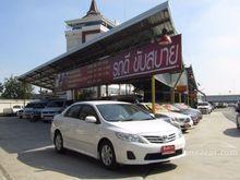 2012 Toyota Corolla Altis ALTIS (ปี 08-13) E 1.6 AT Sedan