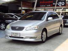 2006 Toyota Corolla Altis ALTIS หน้าหมู (ปี 01-07) E 1.6 AT Sedan