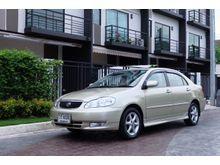 2003 Toyota Corolla Altis ALTIS หน้าหมู (ปี 01-07) E 1.8 AT Sedan