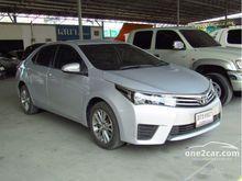 2014 Toyota Corolla Altis ALTIS (ปี 14-18) E 1.6 AT Sedan