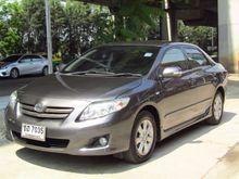2008 Toyota Corolla Altis ALTIS (ปี 08-13) E 1.6 AT Sedan