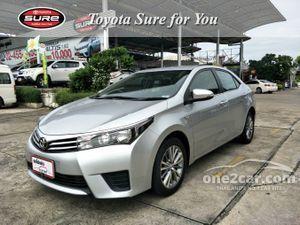 2014 Toyota Corolla Altis 1.8 ALTIS (ปี 14-18) E Sedan AT