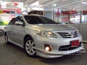 2012 Toyota Corolla Altis 1.8 ALTIS (ปี 08-13) E Sedan AT
