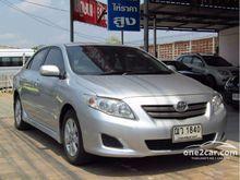 2009 Toyota Corolla Altis ALTIS (ปี 08-13) E 1.8 AT Sedan