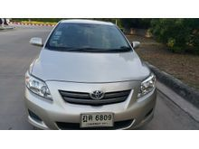 2010 Toyota Corolla Altis ALTIS (ปี 08-13) E 1.8 AT Sedan
