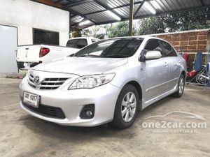 2012 Toyota Corolla Altis 1.6 (ปี 08-13) E Sedan AT