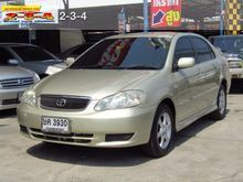 2004 Toyota Corolla Altis ALTIS หน้าหมู (ปี 01-07) E 1.6 AT Sedan