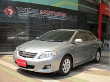 2010 Toyota Corolla Altis ALTIS (ปี 08-13) E 1.6 AT Sedan