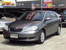 2005 Toyota Corolla Altis ALTIS หน้าหมู (ปี 01-07) E 1.6 AT Sedan