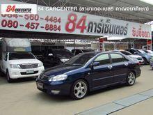 2001 Toyota Corolla Altis ALTIS หน้าหมู (ปี 01-07) E 1.8 AT Sedan