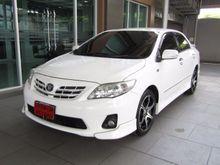 2012 Toyota Corolla Altis ALTIS (ปี 08-13) E 1.8 AT Sedan