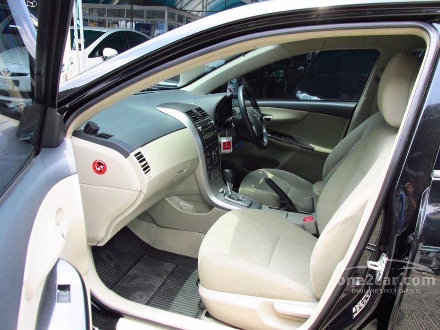 2013 Toyota Corolla Altis E Sedan