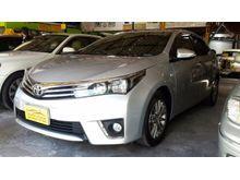 2014 Toyota Corolla Altis ALTIS (ปี 14-18) E 1.8 AT Sedan