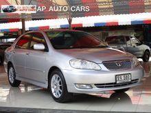 2006 Toyota Corolla Altis ALTIS หน้าหมู (ปี 01-07) E 1.8 AT Sedan
