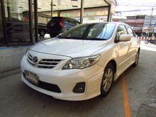 2011 Toyota Corolla Altis ALTIS (ปี 08-13) E 1.6 AT Sedan