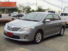 2011 Toyota Corolla Altis ALTIS (ปี 08-13) E 1.8 AT Sedan