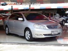2007 Toyota Corolla Altis ALTIS หน้าหมู (ปี 01-07) E 1.6 AT Sedan