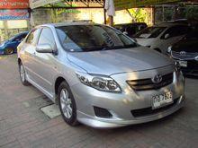 2009 Toyota Corolla Altis ALTIS (ปี 08-13) E 1.6 AT Sedan