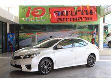 2015 Toyota Corolla Altis ALTIS (ปี 14-18) ESPORT 1.8 AT Sedan