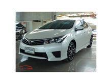 2014 Toyota Corolla Altis ALTIS (ปี 14-18) ESPORT 1.8 AT Sedan