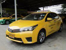 2014 Toyota Corolla Altis ALTIS (ปี 14-18) G 1.6 AT Sedan