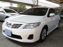 2013 Toyota Corolla Altis ALTIS (ปี 08-13) G 1.6 AT Sedan