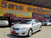 2009 Toyota Corolla Altis ALTIS (ปี 08-13) G 1.8 AT Sedan