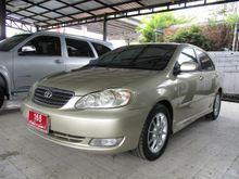 2005 Toyota Corolla Altis ALTIS หน้าหมู (ปี 01-07) G 1.8 AT Sedan