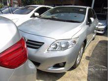 2010 Toyota Corolla Altis ALTIS (ปี 08-13) G 2.0 AT Sedan