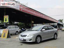 2008 Toyota Corolla Altis ALTIS (ปี 08-13) G 1.8 AT Sedan