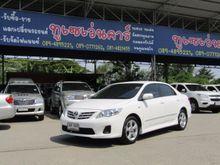 2012 Toyota Corolla Altis ALTIS (ปี 08-13) G 1.8 AT Sedan