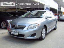 2009 Toyota Corolla Altis ALTIS (ปี 08-13) G 1.6 AT Sedan