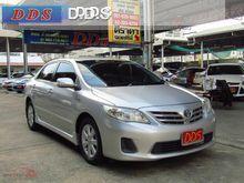2012 Toyota Corolla Altis ALTIS (ปี 08-13) G 1.6 AT Sedan