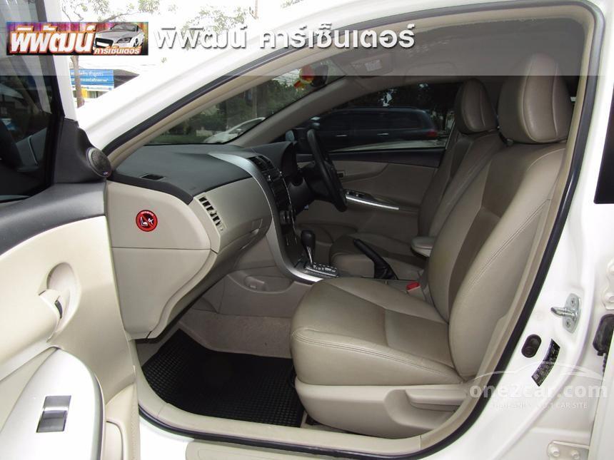 2014 Toyota Corolla Altis G Sedan